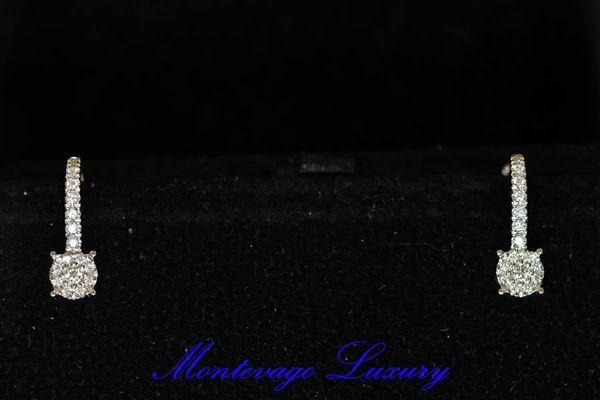 Picture of ORECCHINI A MONACHELLA 0.30 CT