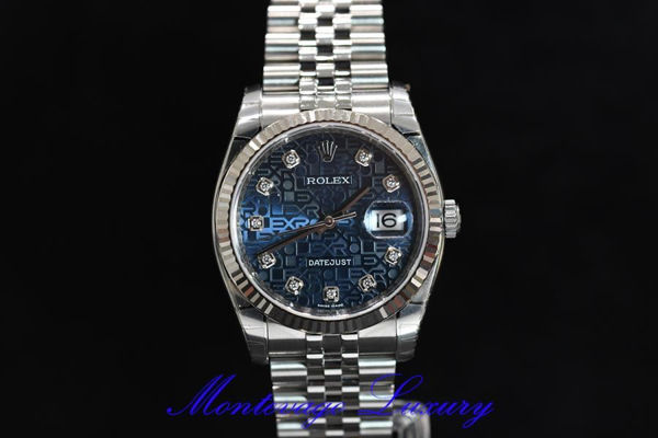 Picture of ROLEX DATEJUST REF. 116234