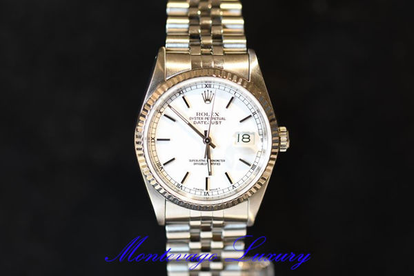 Picture of ROLEX DATEJUST REF. 16234