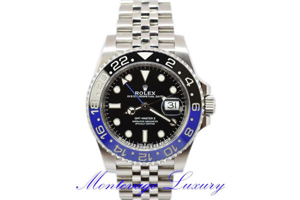 Picture of ROLEX GMT MASTER II REF. 116710BLNR