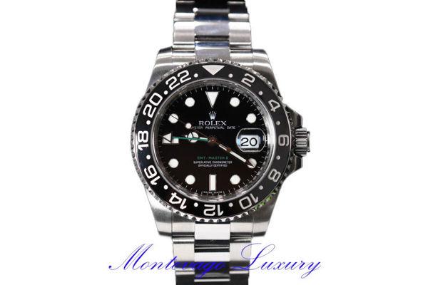 Immagine di ROLEX GMT MASTER II REF. 116710LN