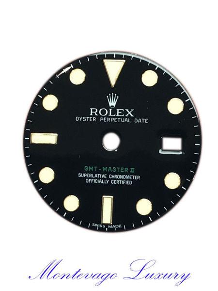 Immagine di QUADRANTE ROLEX GMT MASTER II 116710LN