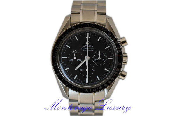 Picture of OMEGA SPEEDMASTER MOONWATCH